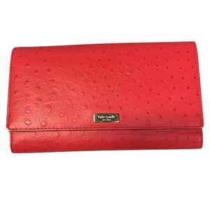 Kate Spade - Pink Alexander Avenue Phoenix Wallet